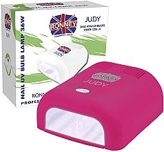 Parfüm, Parfüméria, kozmetikum UV-lámpa, málna - Ronney Professional Judy UV 36W (GY-UV-230) Lamp