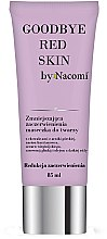 Parfüm, Parfüméria, kozmetikum Arcmaszk kipirosodás ellen - Nacomi Goodbye Red Skin Mask
