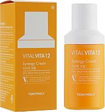 Parfüm, Parfüméria, kozmetikum Vitamin arckrém - Tony Moly Vital Vita 12 Synergy Cream