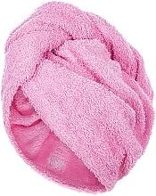 Parfüm, Parfüméria, kozmetikum Hajszárító törölköző sapka, rózsaszín - MakeUp
