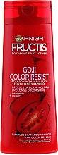 Parfüm, Parfüméria, kozmetikum Sampon festett hajra - Garnier Fructis Goji Color Resist