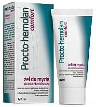 Parfüm, Parfüméria, kozmetikum Tisztító gél aranyér ellen - Aflofarm Procto-Hemolan Comfort Cleaning Gel