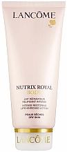 Parfüm, Parfüméria, kozmetikum Testápoló tej nagyon száraz bőrre - Lancome Nutrix Royal Body Intense Restoring Lipid-Enriched Lotion