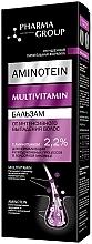 Parfüm, Parfüméria, kozmetikum Intenzív hajhullás elleni balzsam - Pharma Group Hair Care