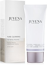 Parfüm, Parfüméria, kozmetikum Peeling arcra bambusz kivonattal - Juvena Pure Cleansing Refining Peeling