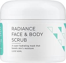Parfüm, Parfüméria, kozmetikum Arc- és testradír - Ofra Radiance Face and Body Scrub