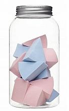 Parfüm, Parfüméria, kozmetikum Sminkszivacs, 415216, 14 db - Inter-Vion