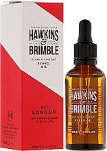 Parfüm, Parfüméria, kozmetikum Szakállolaj - Hawkins & Brimble Elemi & Ginseng Beard Oil