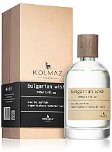 Parfüm, Parfüméria, kozmetikum Kolmaz Bulgarian Wish - Eau De Parfum