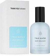 Parfüm, Parfüméria, kozmetikum Mélyen hidratáló emulzió - Thank You Farmer True Water Deep Emulsion