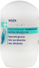Parfüm, Parfüméria, kozmetikum Ásványi dezodor - Anida Pharmacy Medisoft Mineral Deo