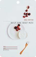 Parfüm, Parfüméria, kozmetikum Tápláló arcmaszk shea vajjal - Eunyu Daily Care Sheet Mask Shea Butter