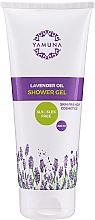Parfüm, Parfüméria, kozmetikum Tusfürdő levendula olajjal - Yamuna Lavender Oil Shower Gel