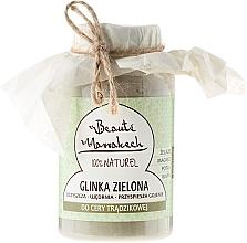 Parfüm, Parfüméria, kozmetikum Marokkói zöld agyag - Beaute Marrakech Green Clay
