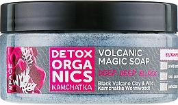 Parfüm, Parfüméria, kozmetikum Vulkanikus szappan arcra - Natura Siberica Detox Organics Kamchatka Volcanic Magic Soap