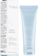 """Parfüm, Parfüméria, kozmetikum Arcmaszk """"Abszolút tisztítás"""" - Thalgo Absolute Purifying Mask"""