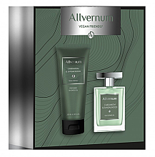 Parfüm, Parfüméria, kozmetikum Allvernum Cardamom & Sandalwood - Szett (edp/100ml + sh/gel/200ml)