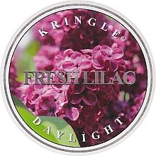 Parfüm, Parfüméria, kozmetikum Illatosított gyertya - Kringle Candle Fresh Lilac