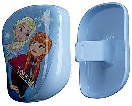 Parfüm, Parfüméria, kozmetikum Kompakt hajkefe - Tangle Teezer Compact Styler Disney Frozen Brush