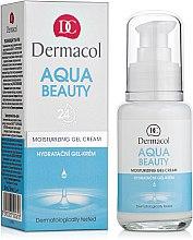 Parfüm, Parfüméria, kozmetikum Hidratáló krém-gél - Dermacol Aqua Beauty