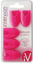 Parfüm, Parfüméria, kozmetikum Gél lakk eltávolító csipesz - Inter-Vion Remover Caps