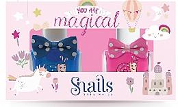 Parfüm, Parfüméria, kozmetikum Gyerek körömlakk 2x10,5ml - Snails Mini Bebe You Are Magical