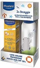 Parfüm, Parfüméria, kozmetikum Szett - Mustela Bebe (sun/cr/100ml + bottle/1pcs)