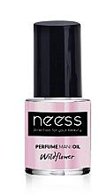 Parfüm, Parfüméria, kozmetikum Körömápoló olaj - Neess Perfume Mani Oil Wildflower
