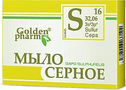 "Parfüm, Parfüméria, kozmetikum Szappan ""Kénkő"" - Golden-Farm"