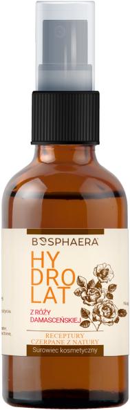 """Hidrolátum """"Damaszkuszi rózsa"""" - Bosphaera Hydrolat"""