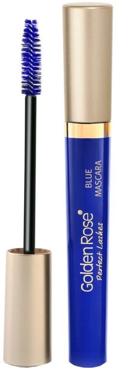 Szempillaspirál - Golden Rose Perfect Lashes Blue Mascara