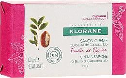 Parfüm, Parfüméria, kozmetikum Szappan - Klorane Cupuacu Fig Leaf Cream Soap