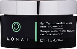 Parfüm, Parfüméria, kozmetikum Helyreállító maszk - Monat Hair Transformation Masque