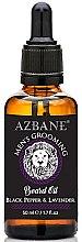 """Parfüm, Parfüméria, kozmetikum Szakálolaj """"Feketebors és levendula"""" - Azbane Mens Grooming Beard Oil Black Pepper & Lavender"""
