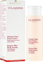 Parfüm, Parfüméria, kozmetikum Regeneráló testszérum - Clarins Renew-Plus Body Serum