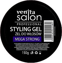 Parfüm, Parfüméria, kozmetikum Hajformázó zselé - Venita Salon Professional Styling Mega Strong