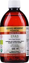 Parfüm, Parfüméria, kozmetikum Kozmetikai argánolaj műanyanyag palackban - Efas Argan Oil 100% BIO