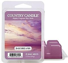 Parfüm, Parfüméria, kozmetikum Aromaviasz - Country Candle Daydreams Wax Melts
