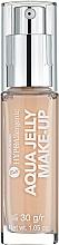 Parfüm, Parfüméria, kozmetikum Hidratáló alapozó krém-gél - Bell Hypoallergenic Aqua Jelly Make-Up