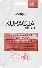 Parfüm, Parfüméria, kozmetikum Világosító maszk nyakra és dekoltázsra - Marion Age Treatment Mask 60+