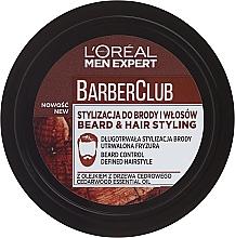 Parfüm, Parfüméria, kozmetikum Szakállformázó krém - L'Oreal Paris Men Expert Barber Club