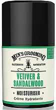 Parfüm, Parfüméria, kozmetikum Hidratáló arckrém férfiaknak - Scottish Fine Soaps Vetiver & Sandalwood Moisturiser