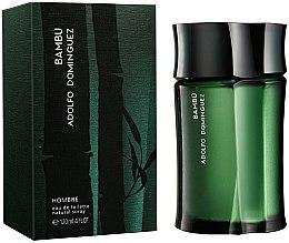 Parfüm, Parfüméria, kozmetikum Adolfo Dominguez Bambu - Eau De Toilette