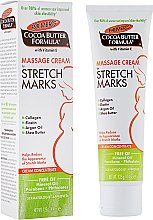 Parfüm, Parfüméria, kozmetikum Masszázs krém striák ellen - Palmer's Cocoa Butter Formula Massage Cream for Stretch Marks
