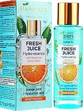 """Parfüm, Parfüméria, kozmetikum Hidratáló esszencia """"Narancs"""" - Bielenda Fresh Juice Hydro Essential Orange"""