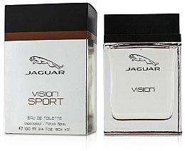 Parfüm, Parfüméria, kozmetikum Jaguar Vision Sport - Eau De Toilette