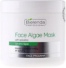 Parfüm, Parfüméria, kozmetikum Alginát arcmaszk spirulinával - Bielenda Professional Algae Spirulina Face Mask