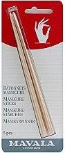 Parfüm, Parfüméria, kozmetikum Narancs pálcikák - Mavala Manicure Sticks