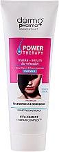 """Parfüm, Parfüméria, kozmetikum Hajszérum és maszk """"Újjáépítő és regeneráló"""" - Dermo Pharma Power Therapy Deep Repair & Reconstruction Hair Mask"""