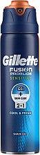 Parfüm, Parfüméria, kozmetikum Borotvagél érzékeny bőrre - Gillette Fusion ProGlide Sensitive Cool & Fresh Shave Gel